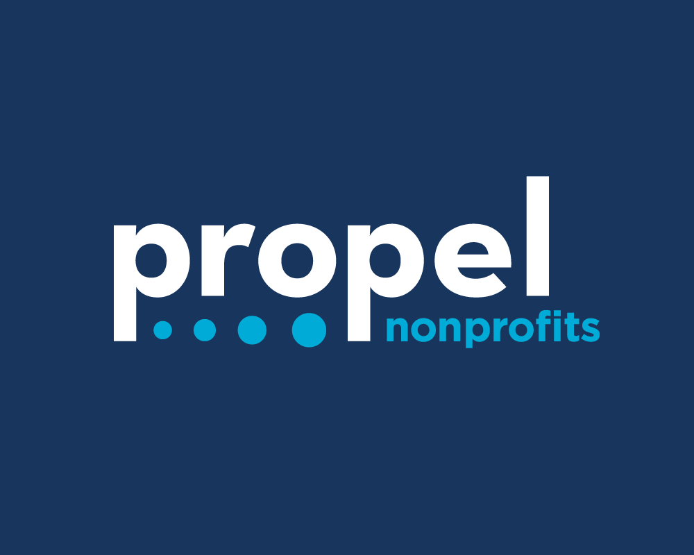 Propel Nonprofits logo