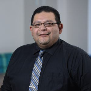 Mario Hernandez, Propel Nonprofits' Stratetic Services Director headshot