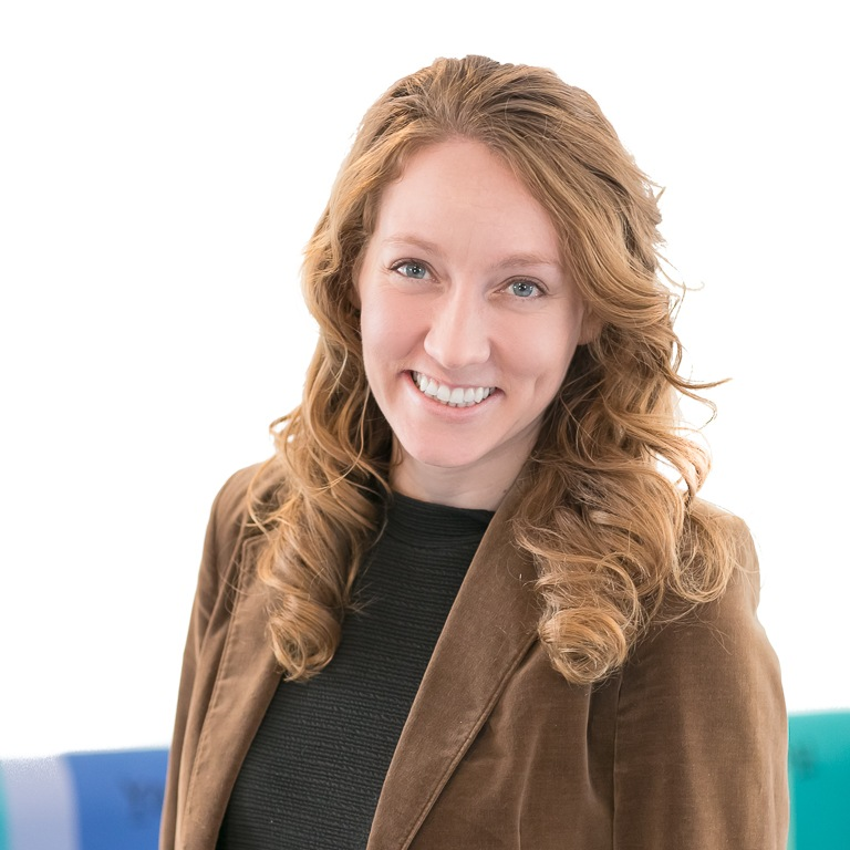 Kallie Rollenhagen, Propel Nonprofits' Marketing Manager headshot.