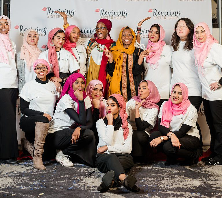 Case Study of Propel Client:Reviving the Islamic Sisterhood for Empowerment