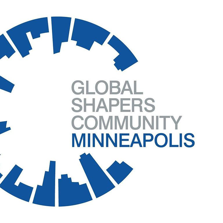 Global Shapers Minneapolis Hub logo