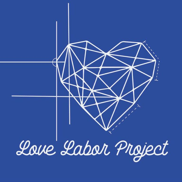 Love Labor Project logo